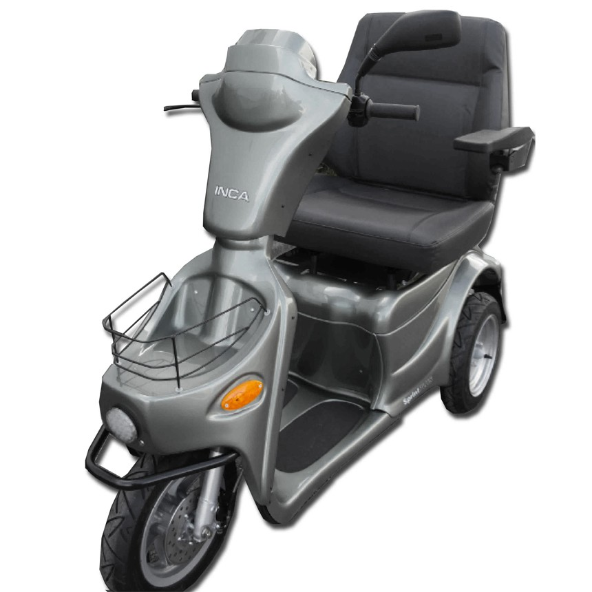 driewielscooter voor obese